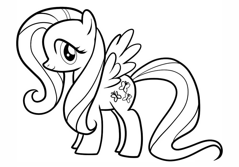 Игры мой маленький пони раскраски для девочек