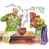 Персонажи к русской народной сказке Репка  сама сказка