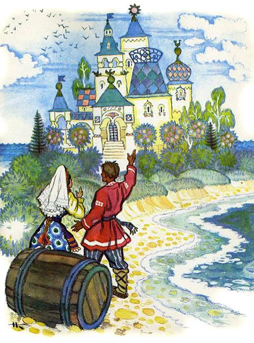 Сказки народов россии читать 5 класс
