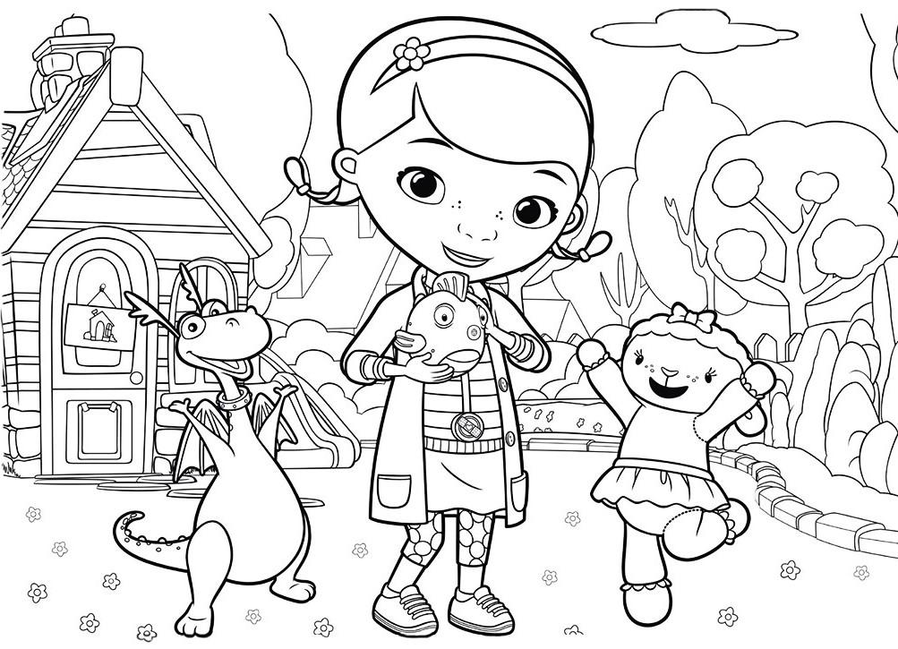 Мультфильм раскраска все серии