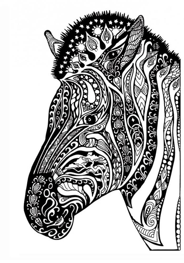 для картинки узорчатых животных зла